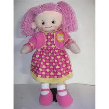 Jak zrobić lalkę z materiału?