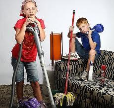 Jak nauczyć dziecko sprzątać?