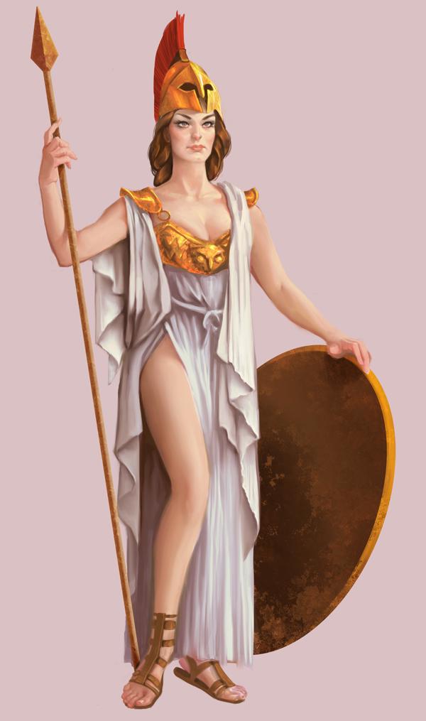 Kompleks Ateny u dziewczynek