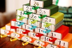 Pomysłowy kalendarz na Adwent