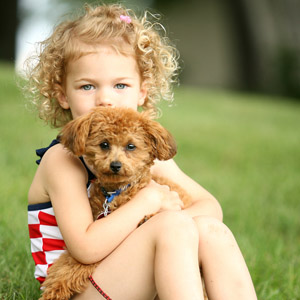 Jaka rasa psa dla dziecka?
