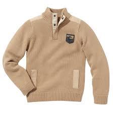 Ciepły sweter dla chłopca